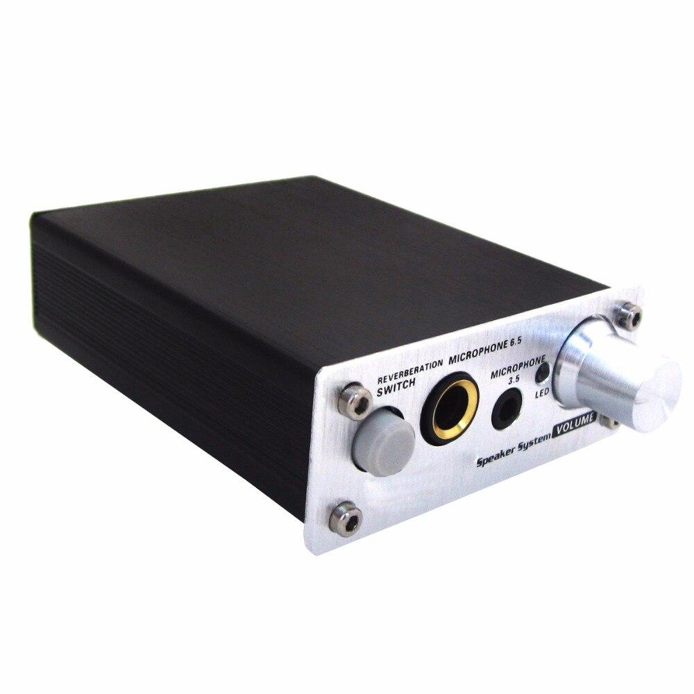 Kebidumei 2017 Mikrofon Sound Verstärker Ultrakompakte 2 Kanal ...