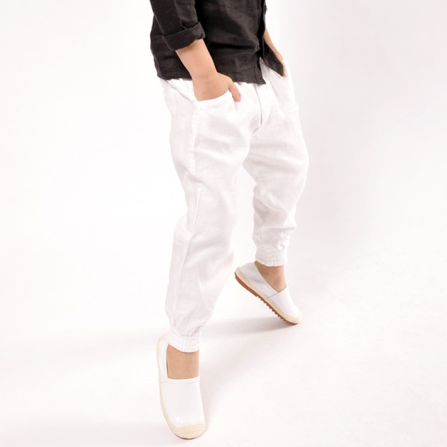 Aliexpress.com : Buy Liner White Boys Flare Pants 2015 Spring ...