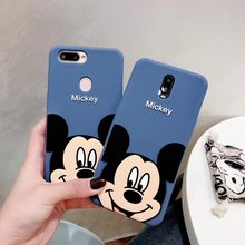 3D Cute Cartoon Mickey Phone Case For HUAWEI P20 Lite Pro Plus Cases For HUAWEI Honor 8X 10 V10 Nova 2S 3 3i 3E Silicone Cover(China)