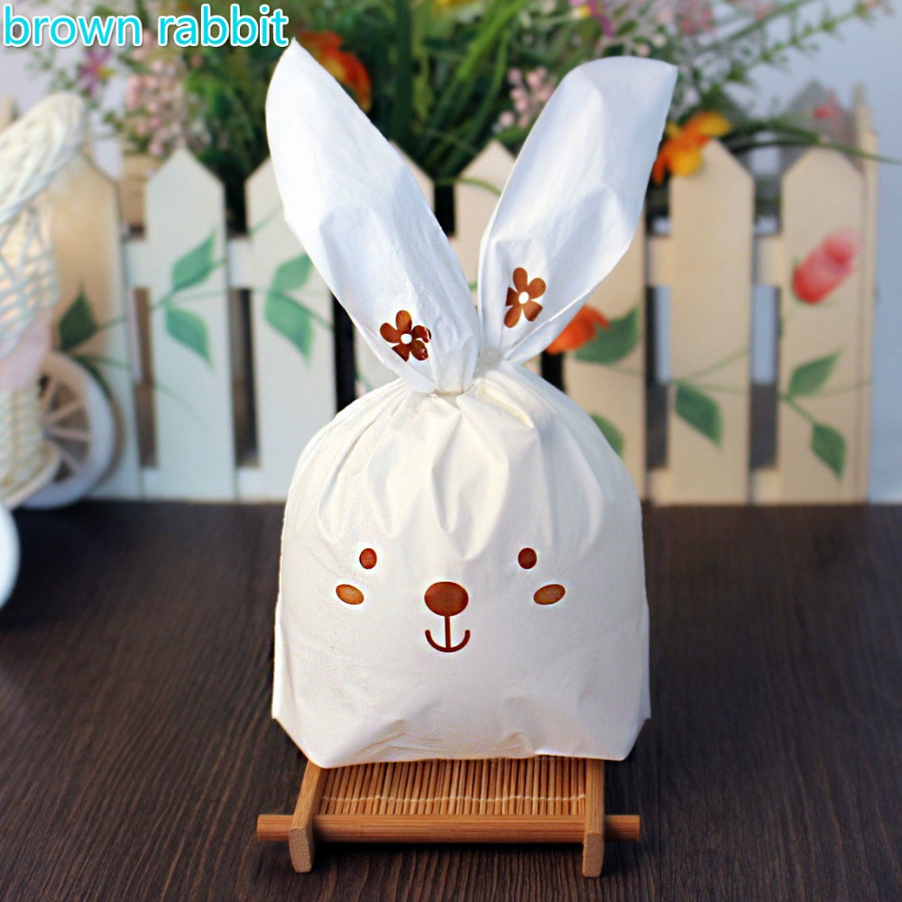 Wedding Favor Bags Plastic : Bags Plastic Candy Biscuit Packaging Bag Baby Shower Wedding Gift ...