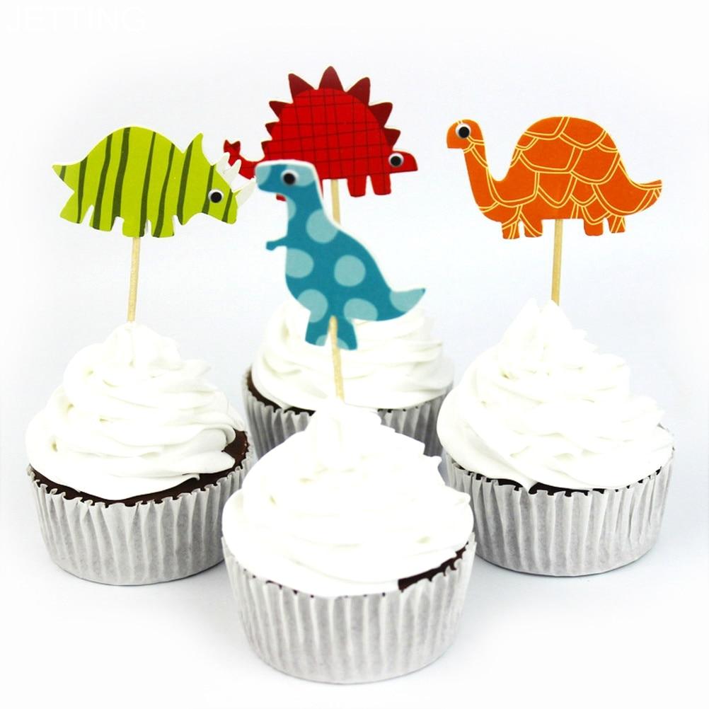 Кексы детские Динозавры