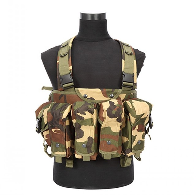Colete tático de assalto tático COMMANDO USMC-AIRSOFT / PAINTBALL / SWAT / polícia / caça / caminhadas / / SURVIVAL5.111Tactical