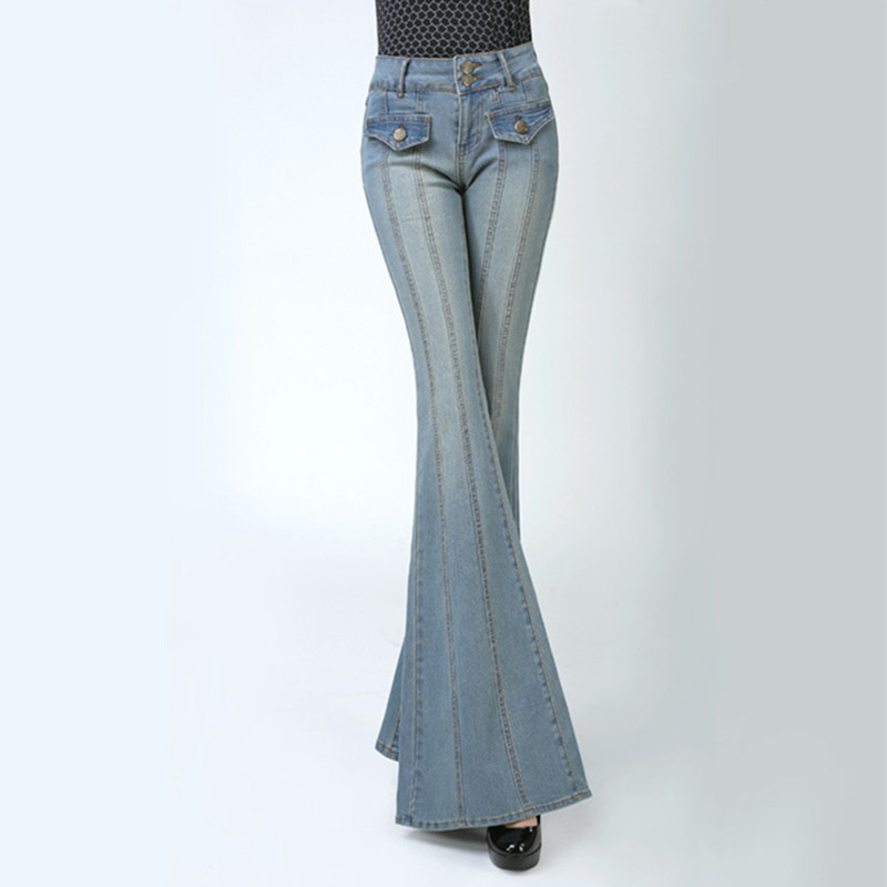 High Quality Bell Bottom Jeans Promotion-Shop for High Quality ...