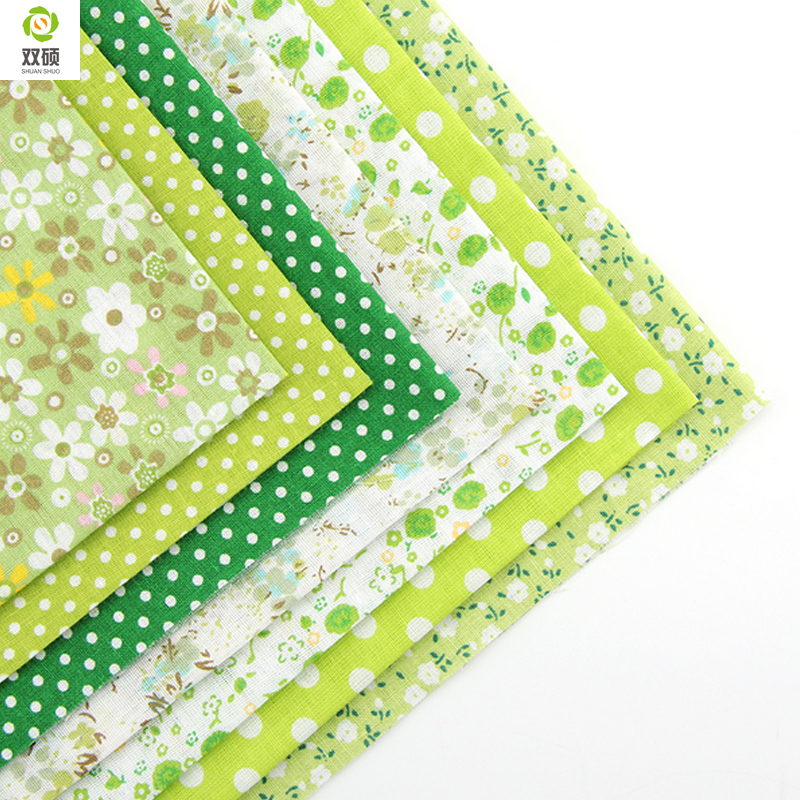 Image 5 - 100% Tissus Cotton Fabric Telas Patchwork  Fabric Fat Quarter 