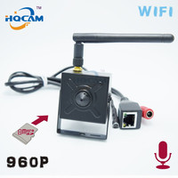 960P Audio Mini WiFi IP Camera HD Micro TF SD Camera Wireless Network IP Wifi Camera