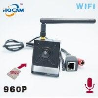 960P Audio Mini WiFi IP Camera HD Micro TF SD Camera Wireless Network IP Wifi Camera