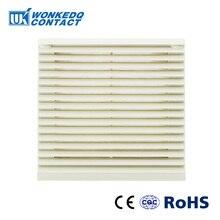 Cabinet  Ventilation Filter Set Shutters Cover  Fan Grille Louvers Blower Exhaust Fan Filter FK-3321-300 Filter Without Fan