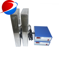 Immersion Ultrasonic Cleaner Ultrasonic Transducer Pack 1000W 40KHZ 20khz Immersion Ultrasonic Transducer