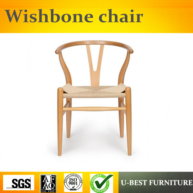 U-BEST Wholesale y bent wooden banquet chair for restaurant/Scandinavian style Hans wegner Y chair nils wegner ertrage