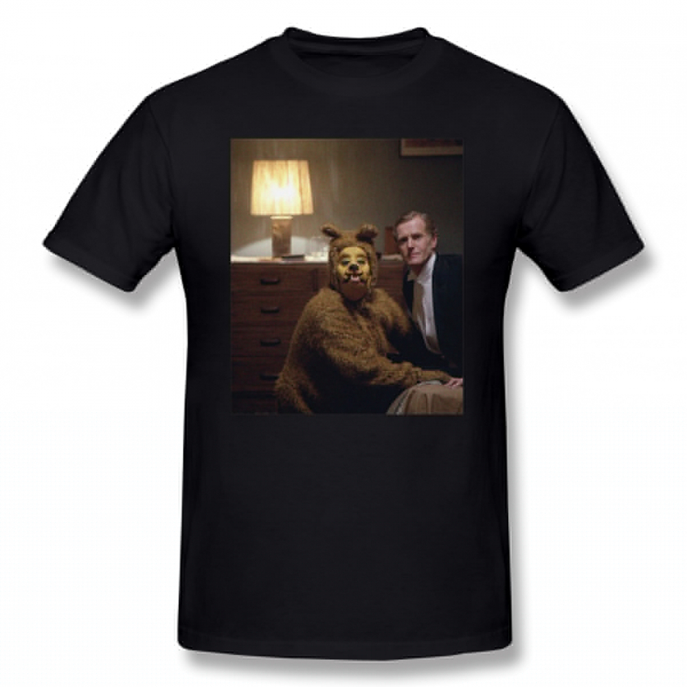 842339d43ff1a Stanley Kubrick T Shirt The Shining Dog Suit T-Shirt XXX Summer Tee Shirt  Mens 100 Cotton Awesome Printed Short Sleeves Tshirt