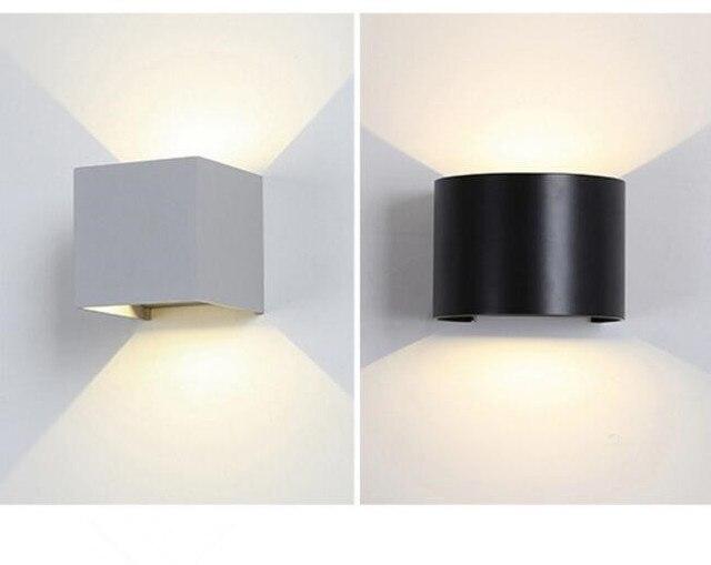 Moderne Lampen 85 : Großhandel preis dimmbare watt led wand lampen led outdoor wand