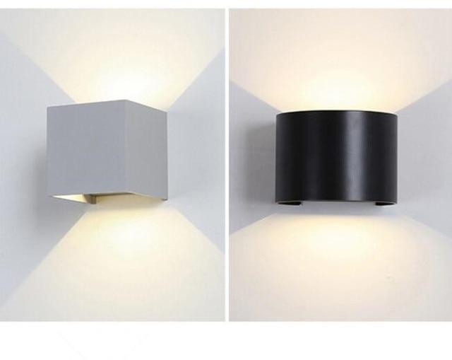 Lampade Da Parete Per Esterni : Prezzo all ingrosso dimmable w led lampade da parete a led per