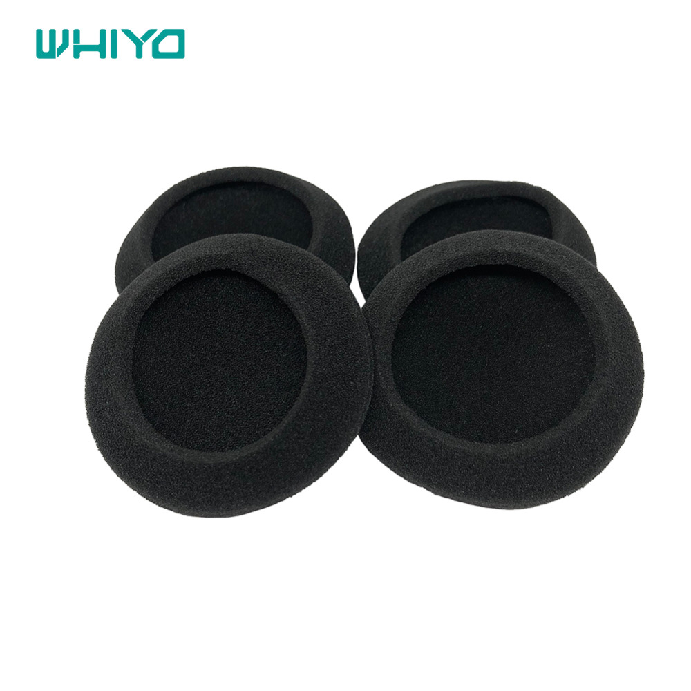 Whiyo 5 Pairs Of Replacement Ear Pads Cushion Cover Earpads Pillow For Sennheiser PC230 PC8 USB Headphones Earmuff Headset Sleev