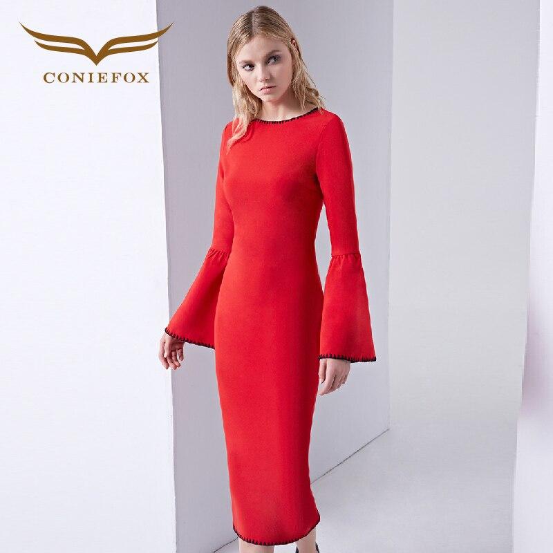 Cocktail Dress Long Sleeve