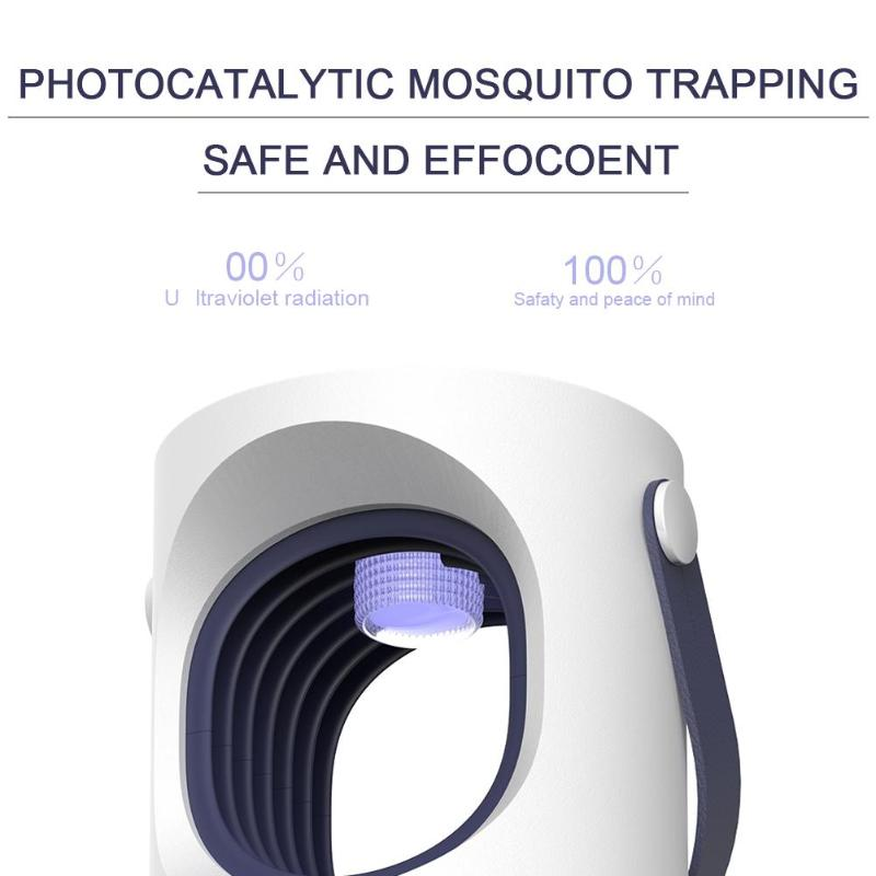 3Life 203 LED Electronic Mosquito Killer insect trap lamp Bug Repellent Indoor Use Lamp Kids Baby Sleep Security in Night 14