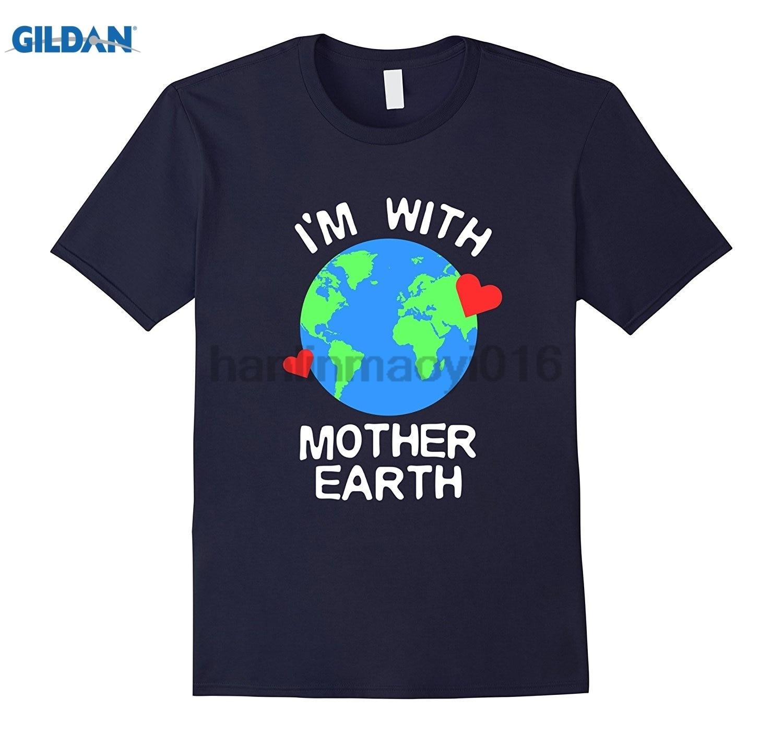 Возьмите забавные Im с Мать Земля футболка День Земли Awreness цитата
