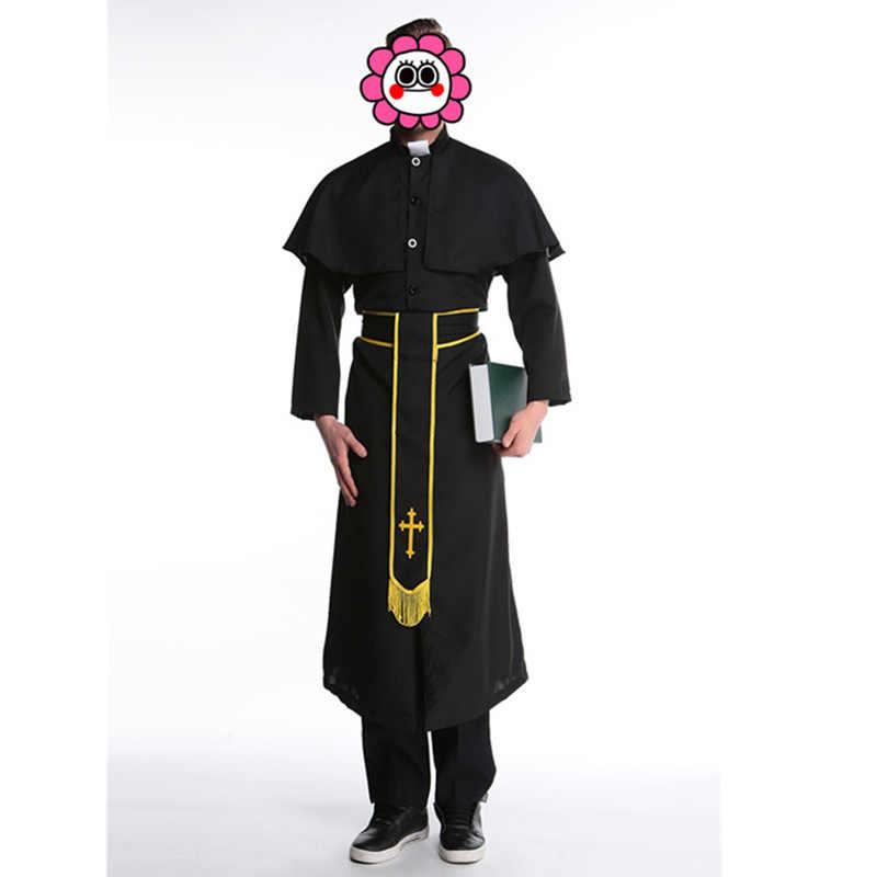 Halloween Costumes For Men Sexy Adult Women Costumes Jesus Cross