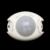 Luz CONDUZIDA Da Noite Inteligente Ligar OFF tira de diodo emissor de luz à prova d' água tira smd2835 bandeau levou quarto pir motion sensor lâmpada led luz