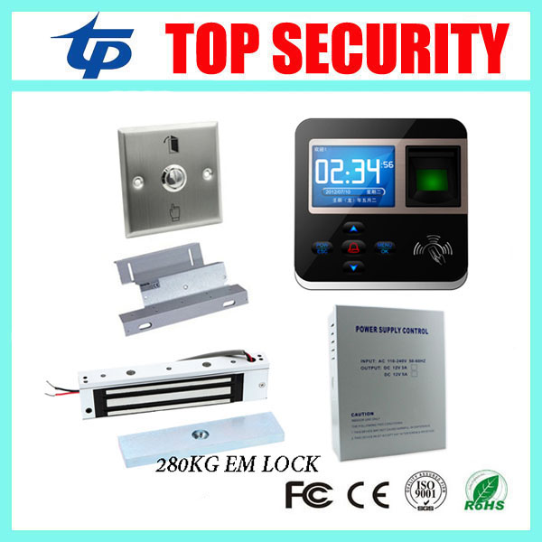 F211 Door Control Biometric Smart Card Rfid Card Punch Time Attendance, 125KHZ Rfid Card Access Control System