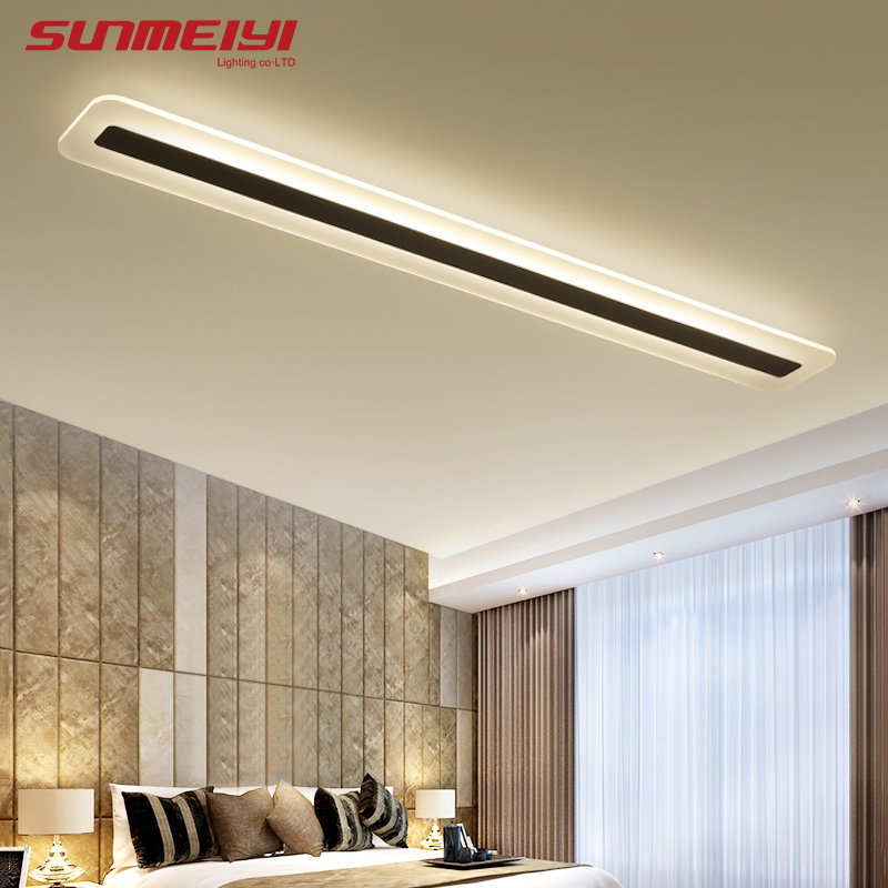 Modern Led Ceiling Lights thin luminaria de teto Lighting Fixtures Ceiling For Living room Bedroom Kitchen