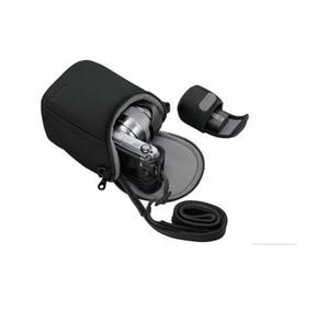 Image 3 - Camera Cover Case Bag for Sony LCS BBF NEX3C NEX5C NEX5N NEX F3 NEX7 Red Grey Black & White color free shipping