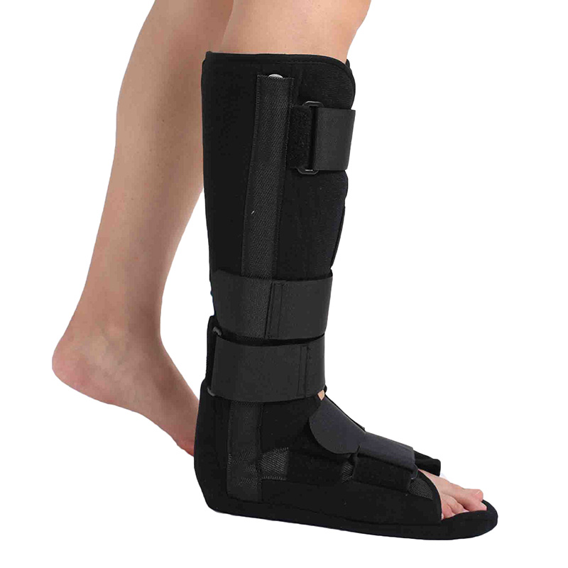 Tibia Fibula Tibiofibular Ankle foot Brace walking walker boot Achille Tendon shoe Lower Limb Orthosis Splint Orthopedic Shoe