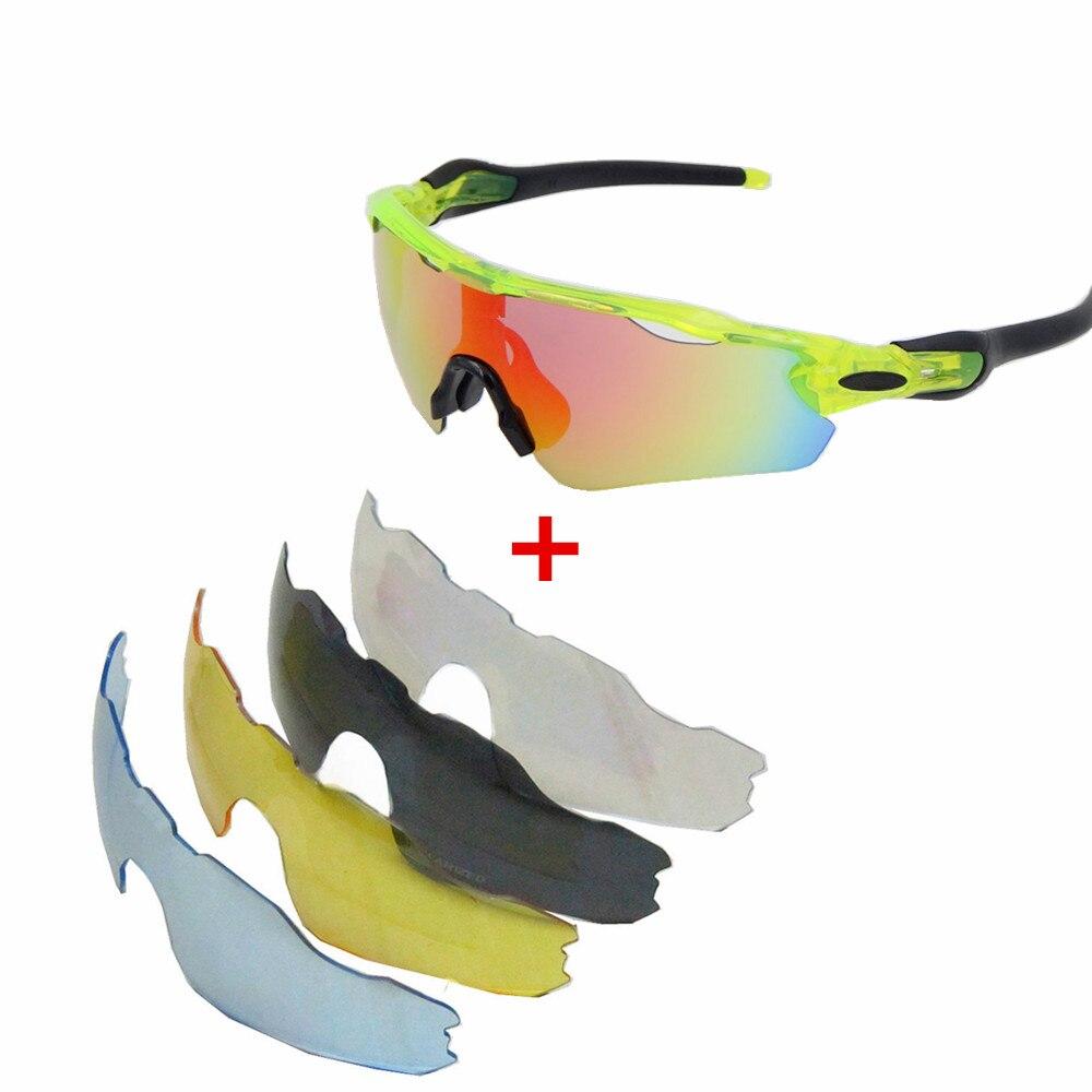 Marca JBR bicicleta gafas de sol rojo MTB gafas ciclismo bicicleta evadir Foxe Rudis prevalecer Protone cubo deporte gafas C