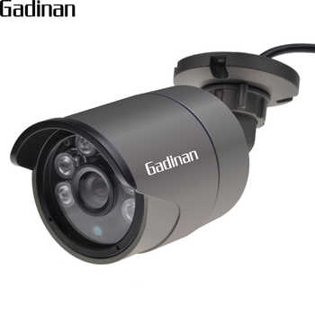 GADINAN Analog 960H 1000TVL CMOS Sensor 2.8mm Wide Angle Outdoor CCTV Camera Metal Bullet Waterproof IP67 Security Camera - DISCOUNT ITEM  39% OFF All Category