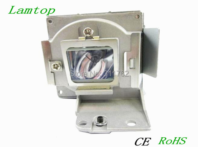 ФОТО compatible projector lamp with housing , projector bulb VLT-EX320LP fit for EW330U