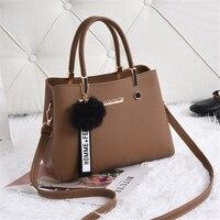 21club Brand New Designer PU Leather Women Handbag Female Shoulder Bag Girls Messenger bag Casual Women Shopping Work Handbag 3