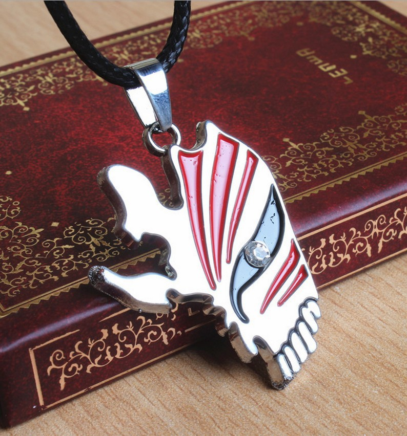 BLEACH zanpakutou anime necklace jewelry