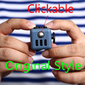 ZHAOKAOFEI Fidget Cube Original Style Puzzles & Magic Fidget Cubes Toy 3.3cm*3.3cm*3.3cm Toys & Hobbies for Gift
