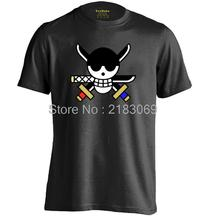 Roronoa Zoro One Piece Mens & Womens Personalized Anime Casual T Shirt