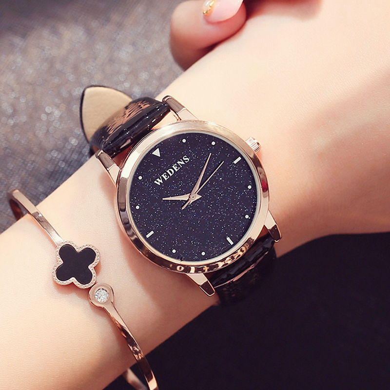 Relogio feminino Women Watches Luxury Brand Girl Quartz Watch Casual Leather Ladies Dress Watches Women Clock Montre Femme 2016 new arrivals brand butterfly dial relogio feminino quartz dress watch leather ladies casual watches women female clock
