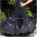 Бальные танцы костюм старший sext спандекс большой бальный танец юбка для женщин бальные конкурс танца юбка 3 видов цветов