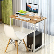 Simple desktop office desk computer desk simple dormitory students of high quality