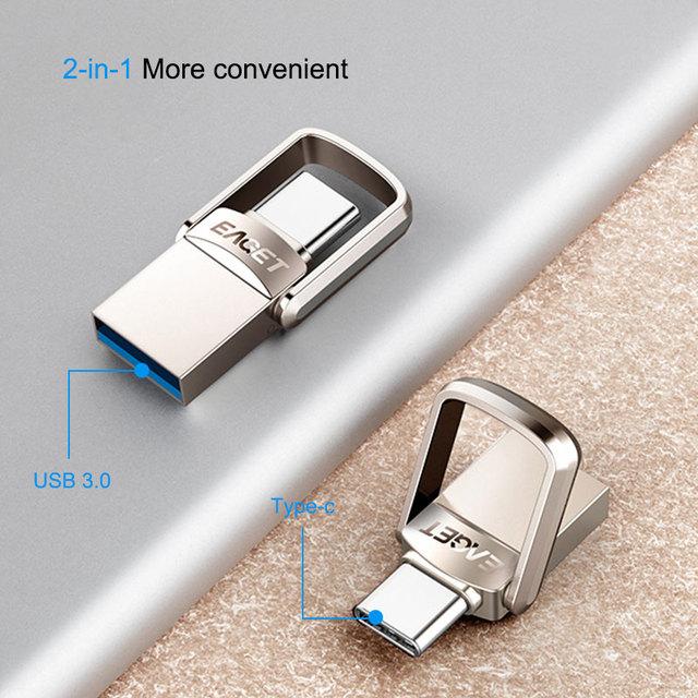 32 GB Metal USB Flash Drive