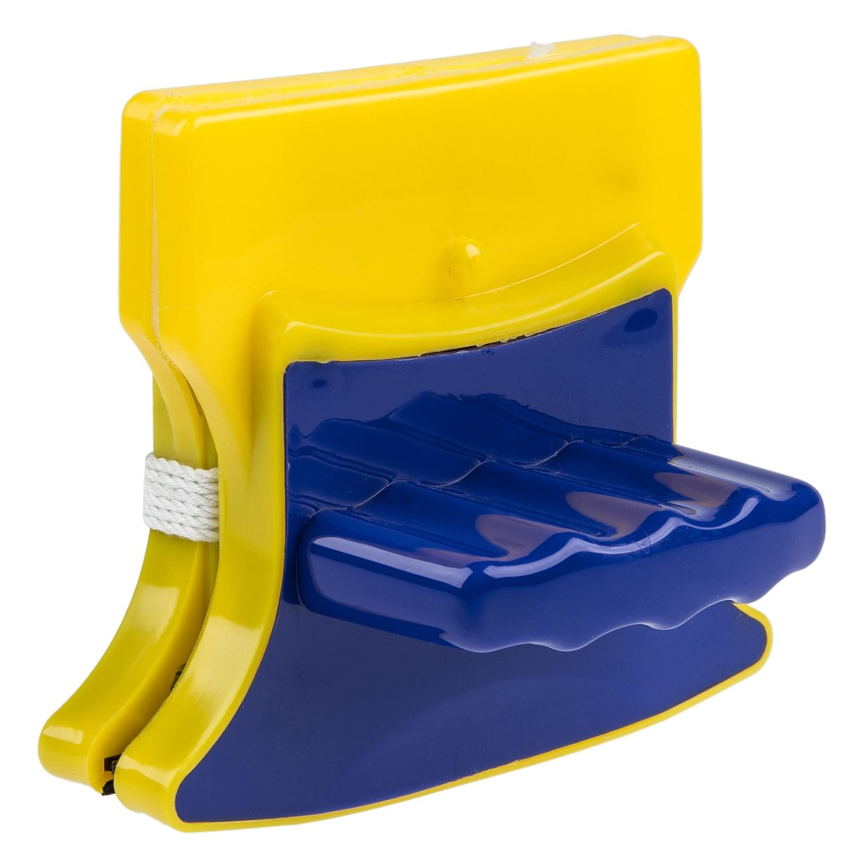 Neue Magnetscheibenreiniger Pinsel für Waschen Windows Magnetbürste zum Waschen von Gläser Haushaltsreiniger Werkzeuge