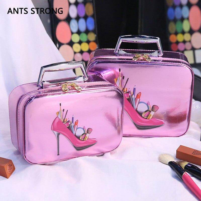 ANTS, Capacity, Cosmetic, Box, Toiletry, Fashion