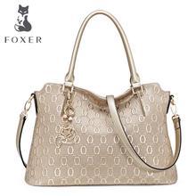 Модная женская сумка бесплатная доставка FOXER/золото Лиса новый сумка Моды отдыха сумка Отдыха диких сумка