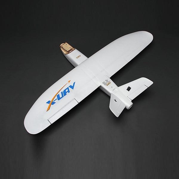 X-uav Mini Talon EPO 1300mm Wingspan V-tail FPV RC Model Radio Remote Control Airplane Aircraft Kit x uav mini talon epo 1300mm wingspan v tail uav white air fpv rc model radio remote control fpv airplane aircraft kit