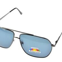 f2728fec14 Clara Vida Men Double Bridge Polarized Light sunglasses grey frame UV400  polaroid