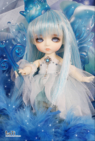 flash sale!free shipping!free makeup&eyes!top quality bjd 1/8 baby doll lati Story of a Fairy Ver. Elf Lea yosd hot toy kids