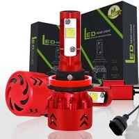 Car Led Headlight Bulbs Mini7 H1 Led H7 H4 H11 9005 HB3 9006 HB4 Car Headlight Bulb 60W 9600LM Headlamp High Power Bulb