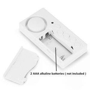 Image 5 - Wsdcam système dalarme de sécurité sans fil pour porte/fenêtre, délai, carillon pour déclenchement magnétique pour porte/fenêtre, pour bricolage