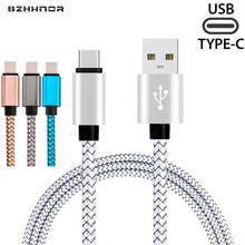 Original USB Type C Fast Charging Cable for Huawei P20 P30 lite pro NOVA 3 3i 2 2i 4 Asus Zenfone 5 5Z V Live Charger USB Cable(China)