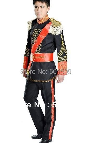 Mittelalterliche Renaissance Herrenanzug Zeitraum Kleidung Halloween - Herrenbekleidung - Foto 1