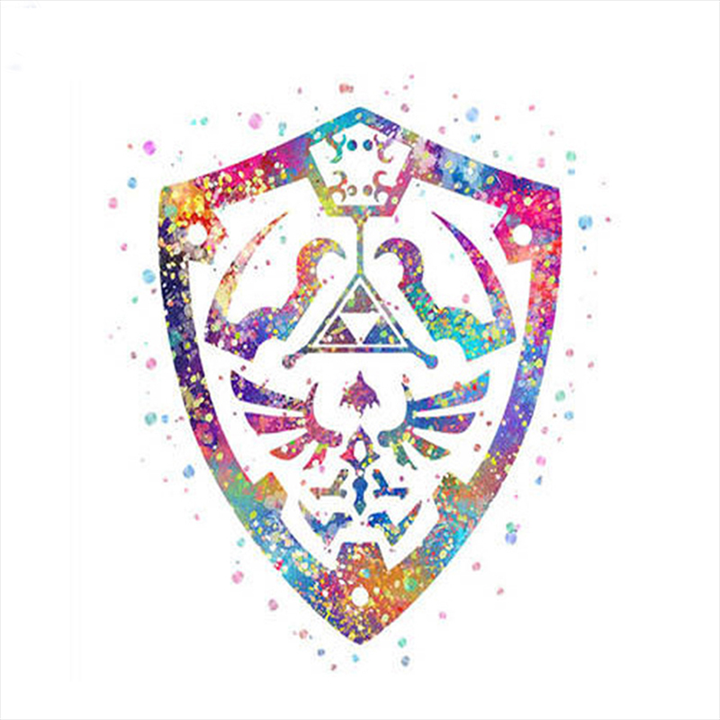 The <font><b>Legend</b></font> <font><b>Of</b></font> <font><b>Zelda</b></font> Breath <font><b>Of</b></font> The Wild Wall Art Picture <font><b>diamond</b></font> <font><b>Painting</b></font> Mosaic pattern Embroidery Artworks,drop shipping image