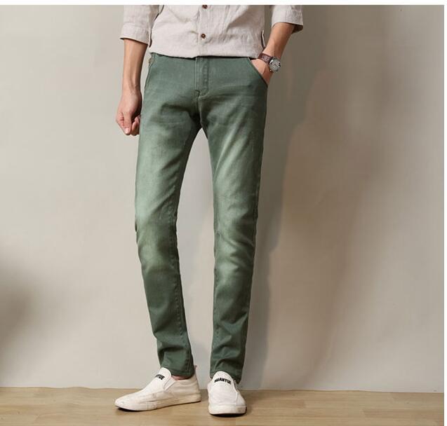 many color Jeans men 2017 mens s