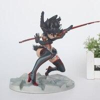Japan Anime Action Figure KILL La KILL Matoi Ryuuko PVC Collectible Model Fighting Toys 15cm